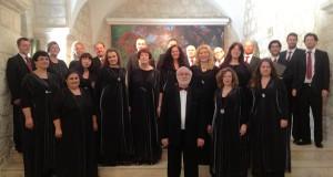 "Jerusalem chamber choir ""Musica Aeterna"""
